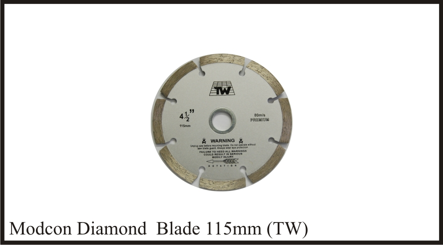 Diamond  Blade 115mm TW