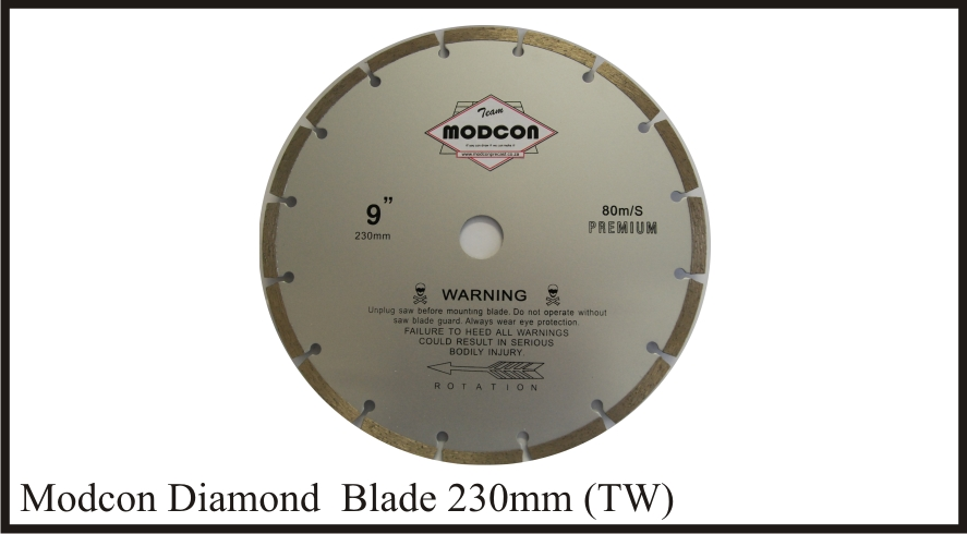Diamond  Blade 230mm TW