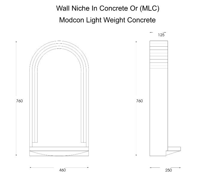 Wall Niche